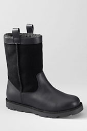 School Uniform Boys' Preston Shearling Boots
