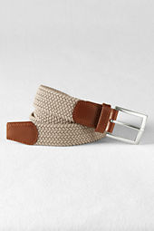 Men's Elastic Cord Belt