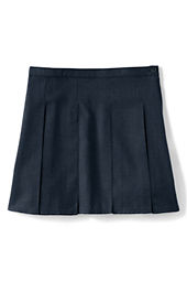Little Girls' Box Pleat Skirt