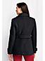 Luxe-Cabanjacke aus Wollmix mit Thermo-Isolierung für Damen
