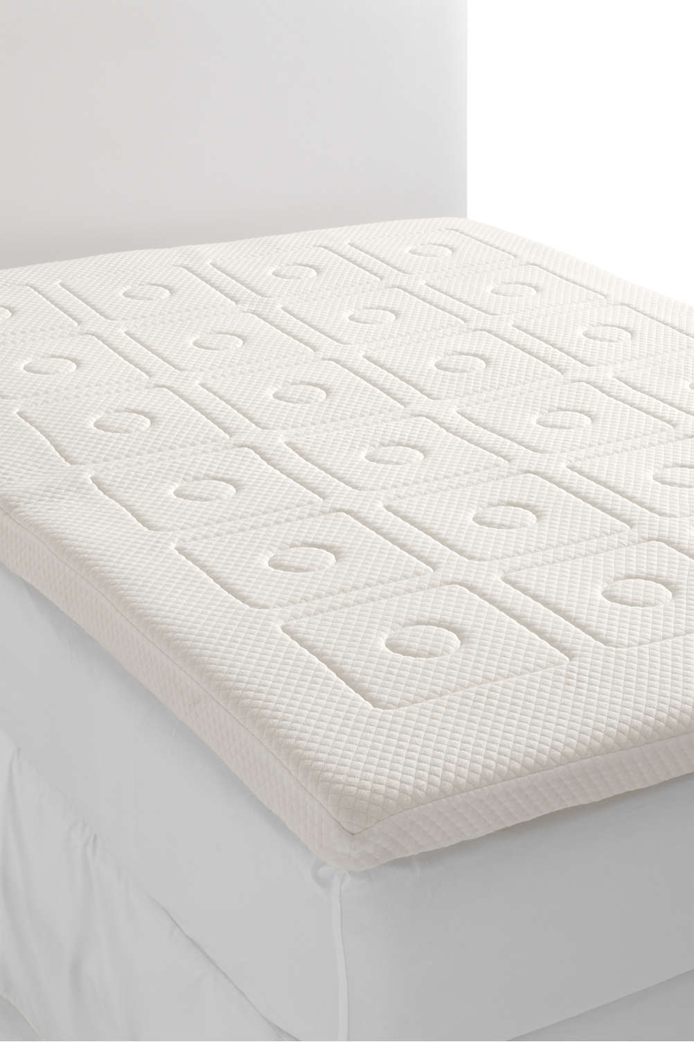 Memory Foam Bed Topper From Lands End
