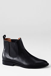 School Uniform Men's Fulton Chelsea Boots
