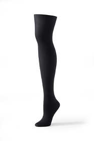 School Uniform Women's Plus Size Matte Control Top Tights