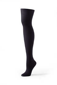 Women's Plus Size Matte Control Top Tights