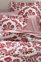5-oz Flannel Luddington Duvet Cover