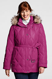 Women's Diamond Down Parka