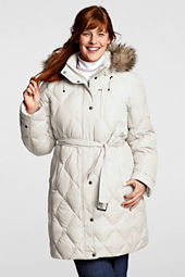 Women's Diamond Down Coat