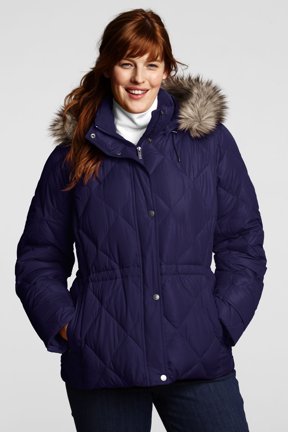 Coats & Jackets. Transition into fall and winter by discovering our stunning collection of women's plus sized coats and jackets.