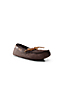 Men's Regular Sheepskin Moccasin Slippers