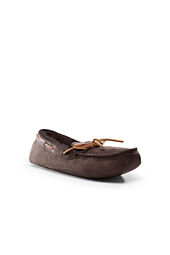 Men's Shearling Canoe Moc Slippers