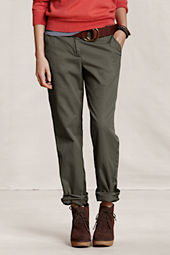 Canvas Women's Slim Slouch Chinos