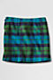 Bright Teal Large Plaid Thumbnail 1