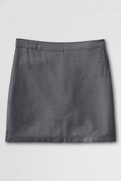Girls' Poly Rayon Short Chino Skort