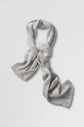 Women's Pointelle Scarf