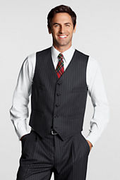 Men's Flannel Vest