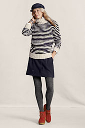 Canvas Women's Button Front Sailor Mini