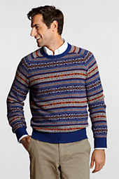 Men's Shorewood Fair Isle Crew Sweater