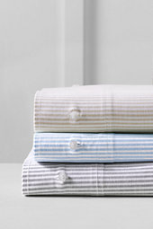 Stripe Oxford Sheet Set or Pillowcase