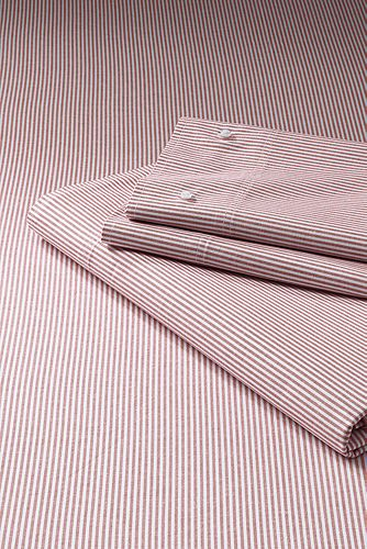 Stripe+Oxford+Sheet+Set+or+Pillowcases+%28Set+of+2%29