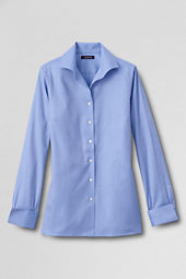 Women's French Cuff Twill Shirt