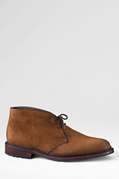 School Uniform Men's Allen Edmonds Katmai 3-eye Suede Boots