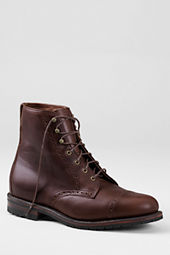 School Uniform Men's Allen Edmonds Bayfield Captoe Boots