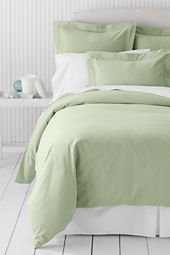 5-oz Solid Flannel Duvet Cover or Sham