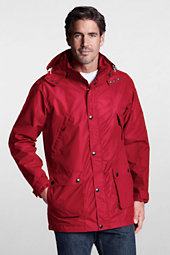 Men's Fleece-lined Windbreaker