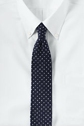 Men's Cashmere Knit Necktie