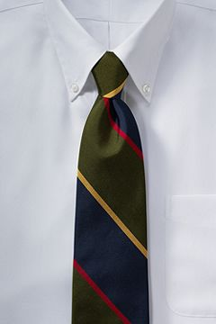 Wide Multi Stripe Necktie 409243