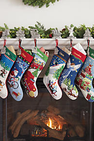 Home Personalized Christmas Stockings Sale