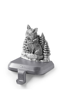 Pewter Stocking Holder