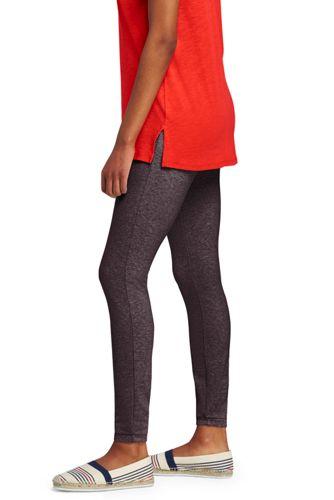 24c2d23d4e35 Women's Starfish Refined Stretch Jersey Ultimate Leggings | Lands' End