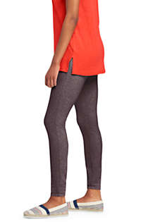 Women's Plus Size Starfish Mid Rise Knit Leggings, Right