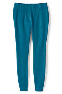 Women's Plus Size Starfish Mid Rise Knit Leggings, Front