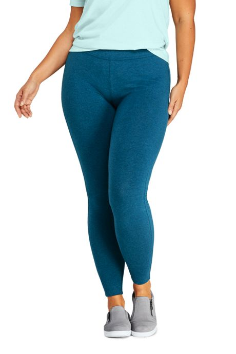 Women's Plus Size Starfish Knit Leggings