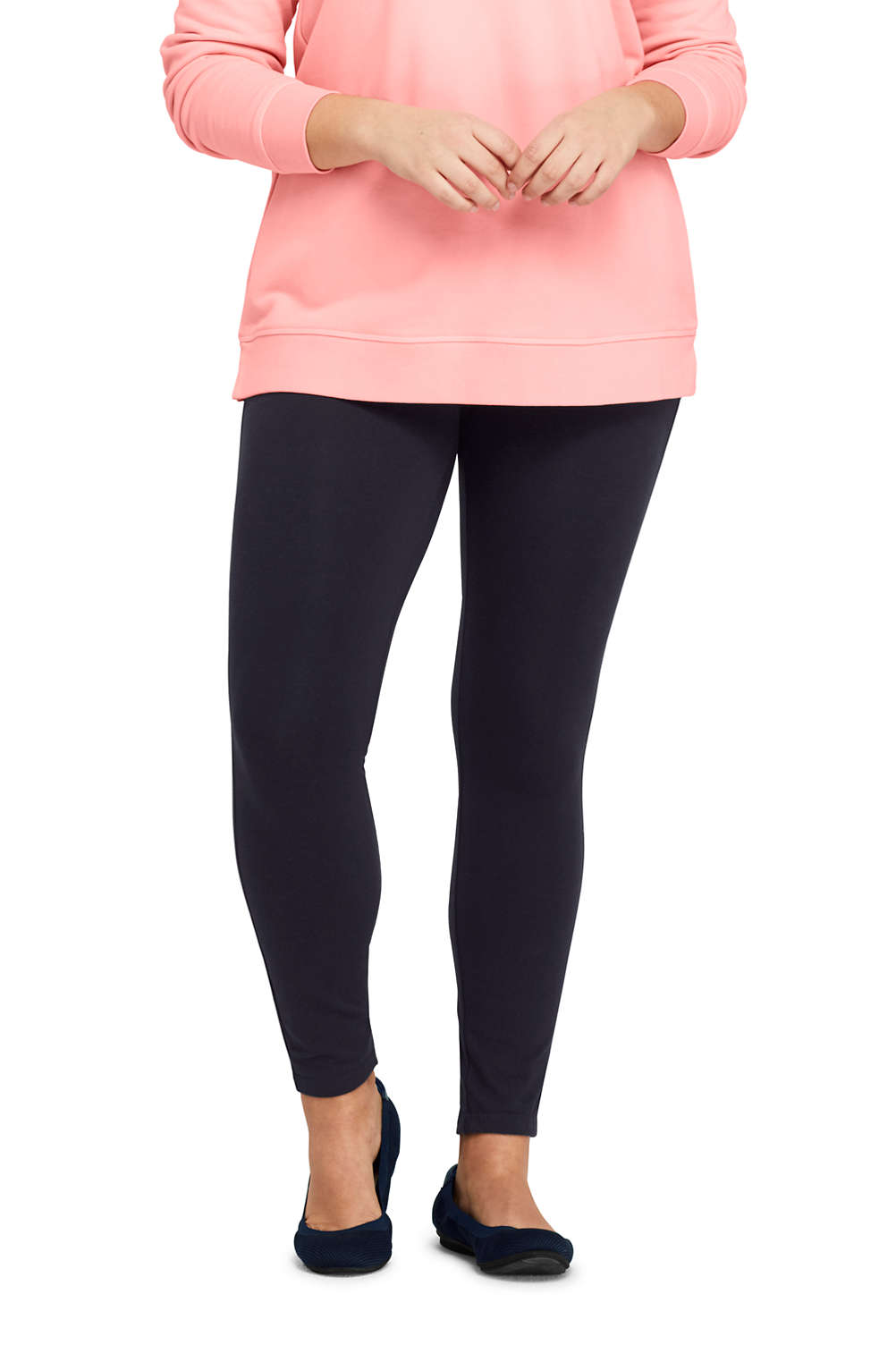 905a7066bf247 Women's Plus Size Starfish Leggings from Lands' End