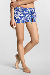 Women's Ocean Beach Tropical Floral Print Mini SwimMini