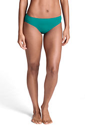 Women's Beach Living Mid Rise Swimsuit Bottom