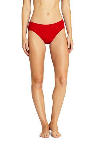 Women's Beach Living Mid Rise Bikini Bottoms