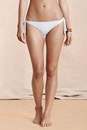 Canvas Women's Side Tie Bikini Bottom
