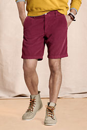 Men's Slim Fit Cord Shorts