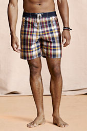 Canvas Men's Vintage Board Shorts