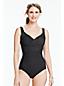 Slendertex® Badeanzug mit Herz-Dekolleté für Damen