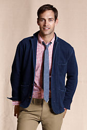 Canvas Men's French Terry Blazer