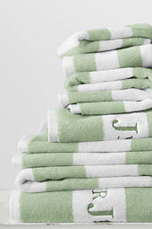 School Uniform Luxe Essential Stripe 6-piece Towel Set