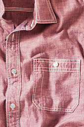 Men's Guildsman Chambray Workshirt
