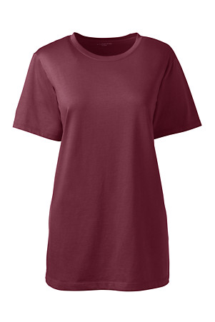 7e7608ae8 Women s Supima Short Sleeve Crew Neck T-shirt