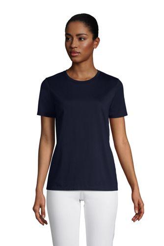 Women's Supima Short Sleeve Crew Neck T-shirt