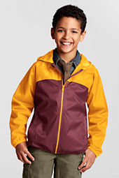 Boys' Packable Navigator Rain Jacket